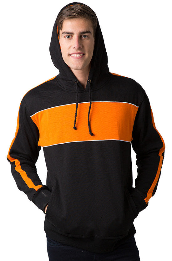 Be Seen-Be Seen Adults Three Toned Hoodie With Contrast--Uniform Wholesalers - 9