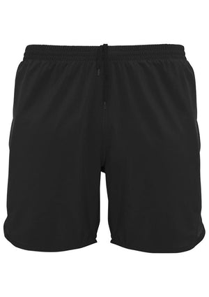 Biz Collection-Biz Collection Kids Tactic Shorts-Black / 6-Uniform Wholesalers - 2