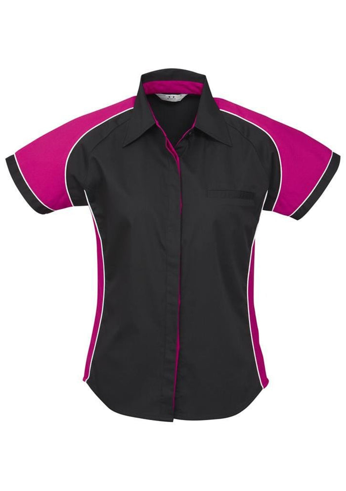 Biz Collection Ladies Nitro Shirt (S10122)-Clearance