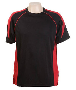 Australian Spirit-Aus Spirt Olympikool Tees 1st ( 10 Colour )-Black / Red / S-Uniform Wholesalers - 6