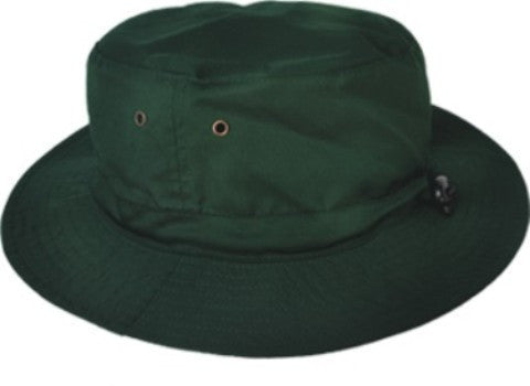 Bocini-Bocini Kids School Bucket Hat-Bottle Green / M-Uniform Wholesalers - 2