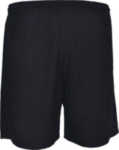 Bocini-Bocini Mens Woven Running Shorts-Black / S-Uniform Wholesalers - 2