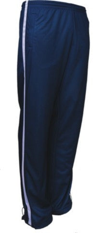 Bocini-Bocini Adults Elite Sports Track Pants-Navy/White / S-Uniform Wholesalers - 2