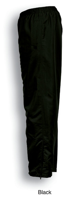 Bocini-Bocini Unisex Track-Suit Pants-Black / S-Uniform Wholesalers - 2