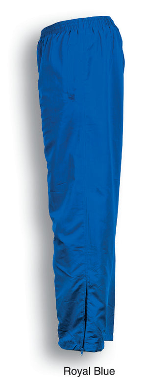 Bocini-Bocini Kids Track-Suit Pants-Royal Blue / 4-Uniform Wholesalers - 6
