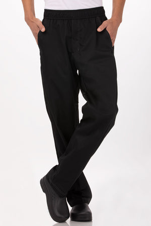 Chef Works Cool Vent Baggy Chef Pants-(CVBP)