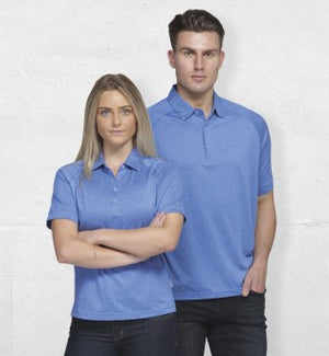 Gear For Life  Dri Gear Womens Melange Polo (WDGMLP)