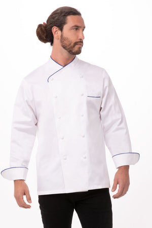 Chef Works  Bali Premium Cotton Chef Jacket - (ECRI)