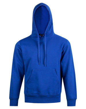 Winning Spirit Unisex Close Front Contrast Fleece Hoodie (FL09)