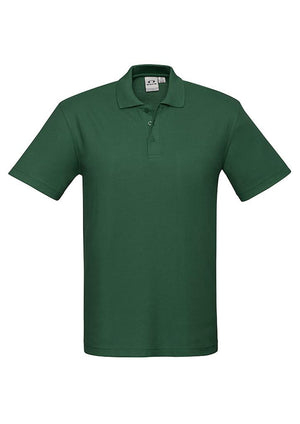 Biz Collection-Biz Collection  Kids Crew Polo(1st 9 Colours)-Forest / 4-Uniform Wholesalers - 4