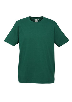 Biz Collection-Biz Collection Mens Ice Tee 1st ( 12 Colour )-Forest / S-Uniform Wholesalers - 5