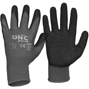 dnnc-DNC Latex - Lite-Black/Grey / S-Uniform Wholesalers