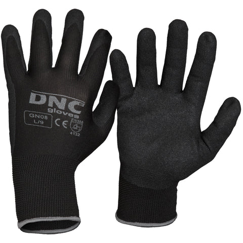 DNC Workwear-DNC Nitrile Sandy Finish--Uniform Wholesalers