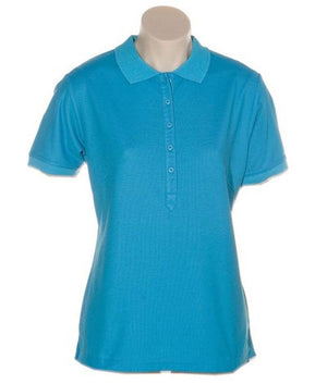 Australian Spirit-Aus Spirt Gelato Ladies Polo-Hawaiian Ocean / 12-Uniform Wholesalers - 4