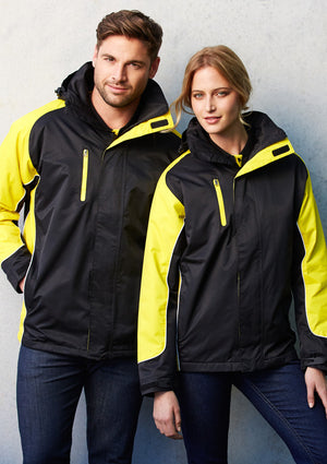 Biz Collection-Biz Collection Unisex Nitro Jacket--Uniform Wholesalers - 1