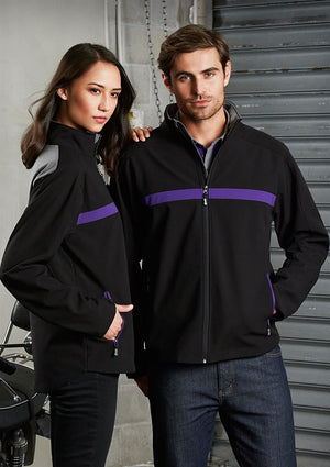 Biz Collection-Biz Collection Unisex Charger Jacket--Uniform Wholesalers - 1