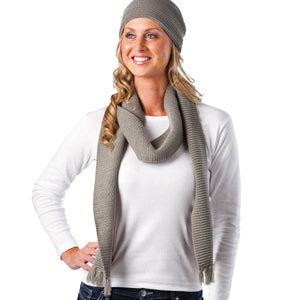 Great Southern-Great Southern Clothing Women's Ruga Knit Scarf--Uniform Wholesalers - 1