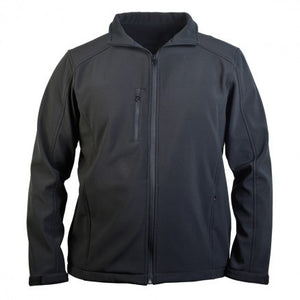 Great Southern-Great Southern Mens Softshell-Black / S-Uniform Wholesalers