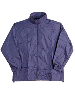Winning Spirit-Winning Spirit  Adults' Outdoor Activities Spray Jacket-Navy / XS-Uniform Wholesalers - 3