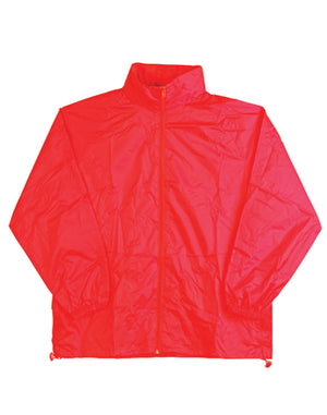 Winning Spirit-Winning Spirit  Adults' Outdoor Activities Spray Jacket-Red / XS-Uniform Wholesalers - 4