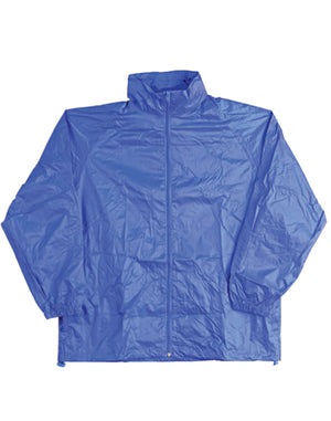 Winning Spirit-Winning Spirit  Adults' Outdoor Activities Spray Jacket-Royal / XS-Uniform Wholesalers - 5