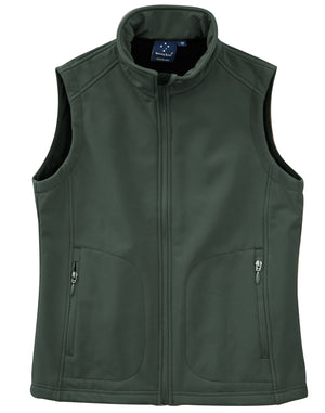 Winning Spirit Ladies' Softshell Hi-tech Vest (JK26)