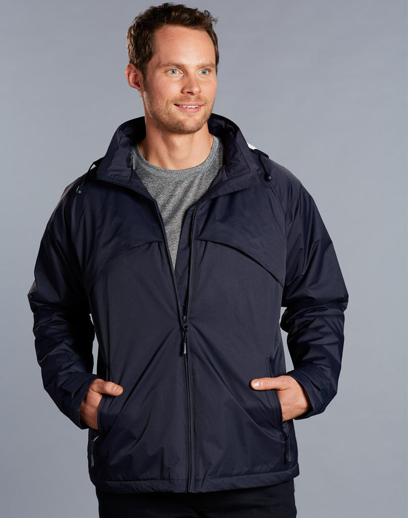 Winning Spirit Men's Chalet Jacket-(JK27)
