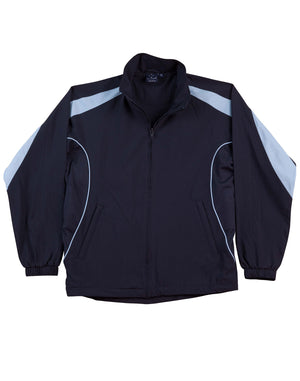 Winning Spirit-Winning Spirit Adults Warm Up Jacket (Unisex)-Navy/sky / XS-Uniform Wholesalers - 10
