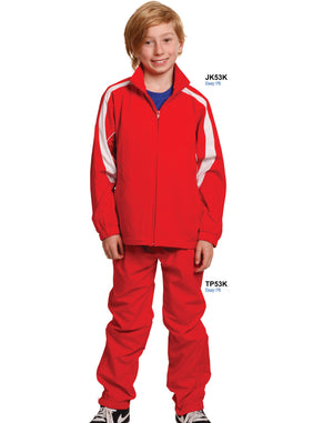 Winning Spirit-Winning Spirit Kids Legend Warm Up Jacket--Uniform Wholesalers - 1