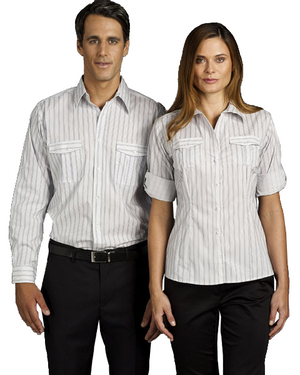 identitee-Identitee Ladies Cassidy 3/4 Sleeve(New Style)--Uniform Wholesalers - 1
