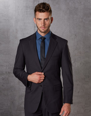 Winning Spirit Men's Poly/Viscose Stretch Jacket (M9130)