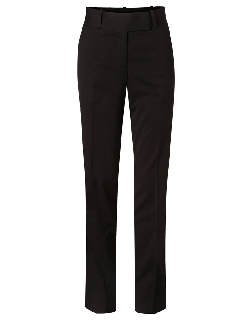 Winning Spirit Women's Poly/Viscose Stretch Low Rise Pants (M9420)