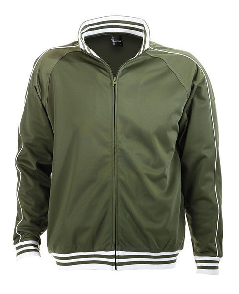 identitee-identitee Mens Sunset Urban Track Top-Military / XS-Uniform Wholesalers - 3