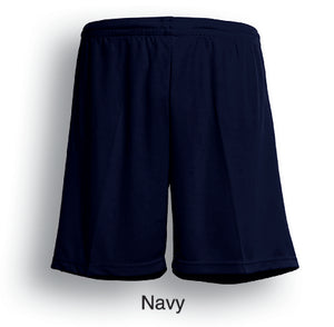 Bocini-Bocini Kids Breezeway Plain Shorts-Navy / 6-Uniform Wholesalers - 7