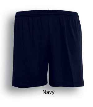 Bocini-Bocini Adults Plain Soccer Shorts-Navy / S-Uniform Wholesalers - 5