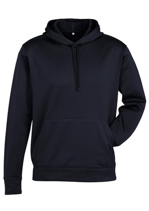 Biz Collection-Biz Collection Mens Hype Pull-On Hoodie-Navy / S-Uniform Wholesalers - 4