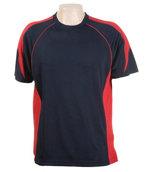 Australian Spirit-Aus Spirt Olympikool Tees 2nd ( 8 Colour )-Navy / Red / S-Uniform Wholesalers - 3