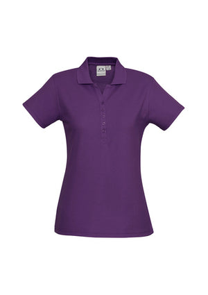 Biz Care Ladies Crew Polo (P400LS)