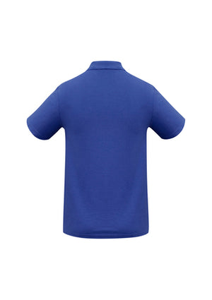 Biz Care Mens Crew Polo (P400MS)