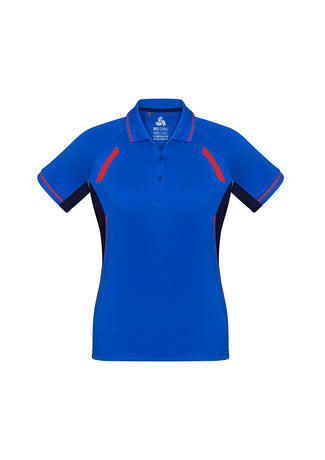 Biz Collection Ladies  Renegade Polo-(2nd 4 Colors)(P700LS)