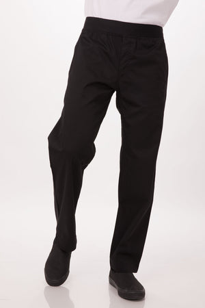 Chef Works  Lightweight Slim Chef Pants (PBN01)
