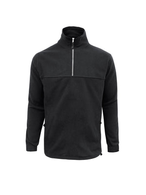 Biz Collection Mens Heavy Weight 1/2 Zip Poly Fleece (PF380)