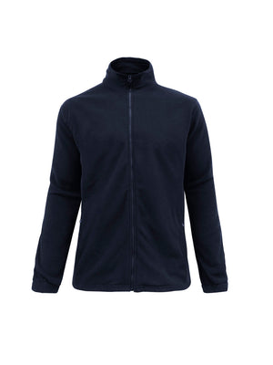 Biz Care Ladies Plain Micro Fleece Jacket (PF631)