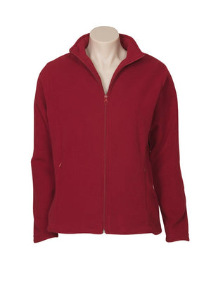 Biz Collection Ladies Micro Fleece Jacket (PF631)-Clearance