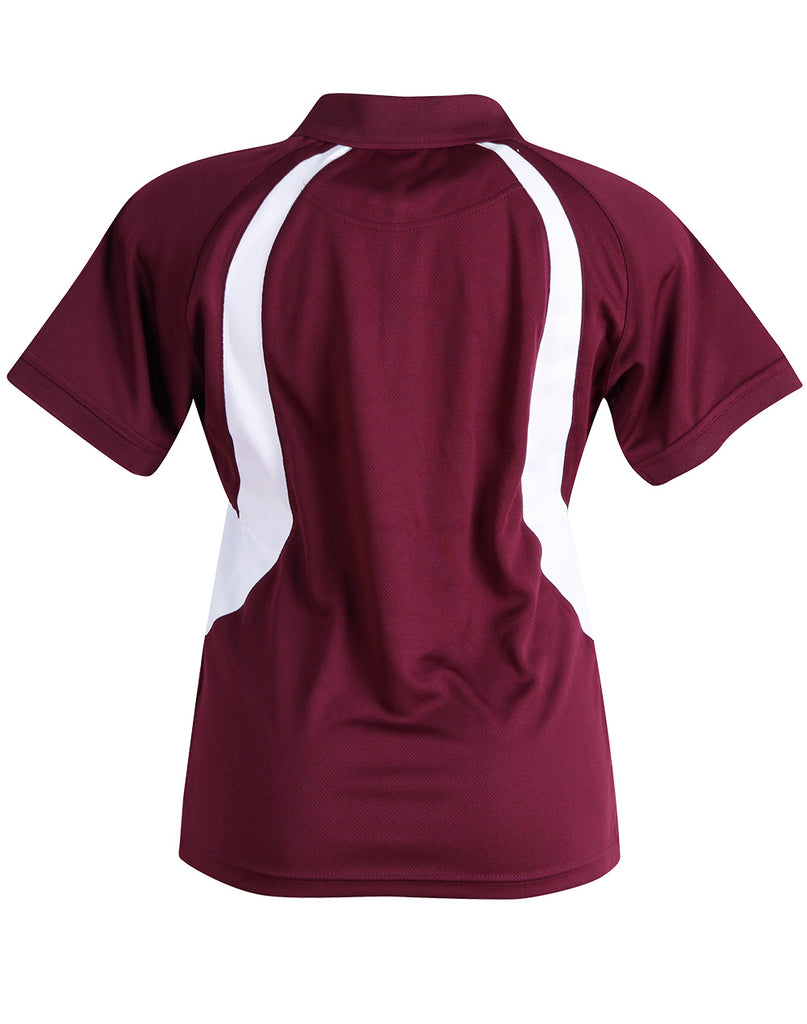 Winning Spirit Ladies' CoolDry® Soft Mesh Polo-(PS52)