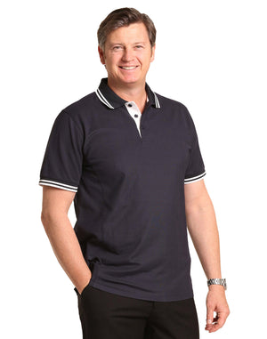 Winning Spirit-Winning Spirit Men's Grace Polo--Uniform Wholesalers - 1
