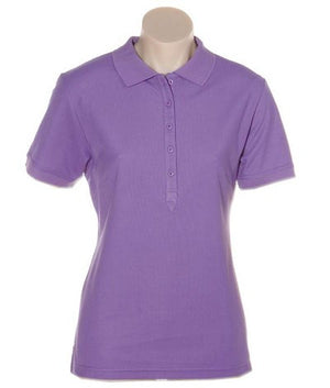 Australian Spirit-Aus Spirt Gelato Ladies Polo-Purple / 8-Uniform Wholesalers - 6