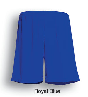 Bocini-Bocini Adults Breezeway Football Shorts-Royal Blue / S-Uniform Wholesalers - 9