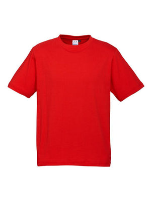 Biz Collection-Biz Collection Kids Ice Tee - 2nd ( 11 Colour )-Red / 2-Uniform Wholesalers - 8