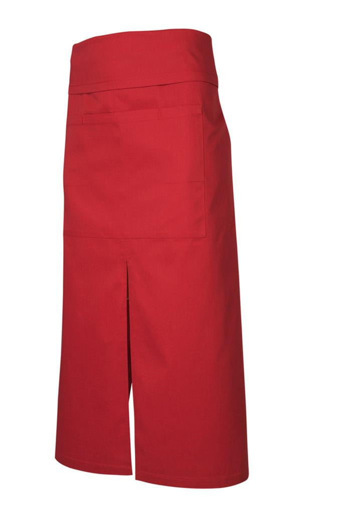Biz Collection-Biz Collection Continental Style Full Length Apron-fuchsia / 86 x 86-Uniform Wholesalers - 2